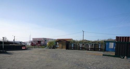Déchetterie à Villeneuve-en-Retz 44580 SRA