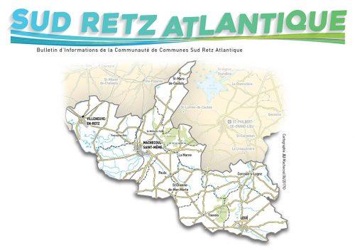 Sud Retz Atlantique - Bulletin d'information communautaire