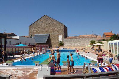Chateau d'o piscine Legé 44650