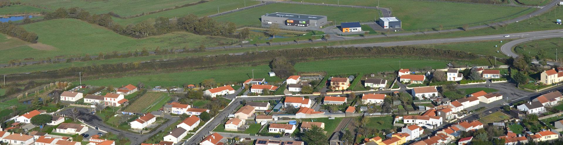 La Marne Commune 44270 Machecoul Sud Retz Atlantique