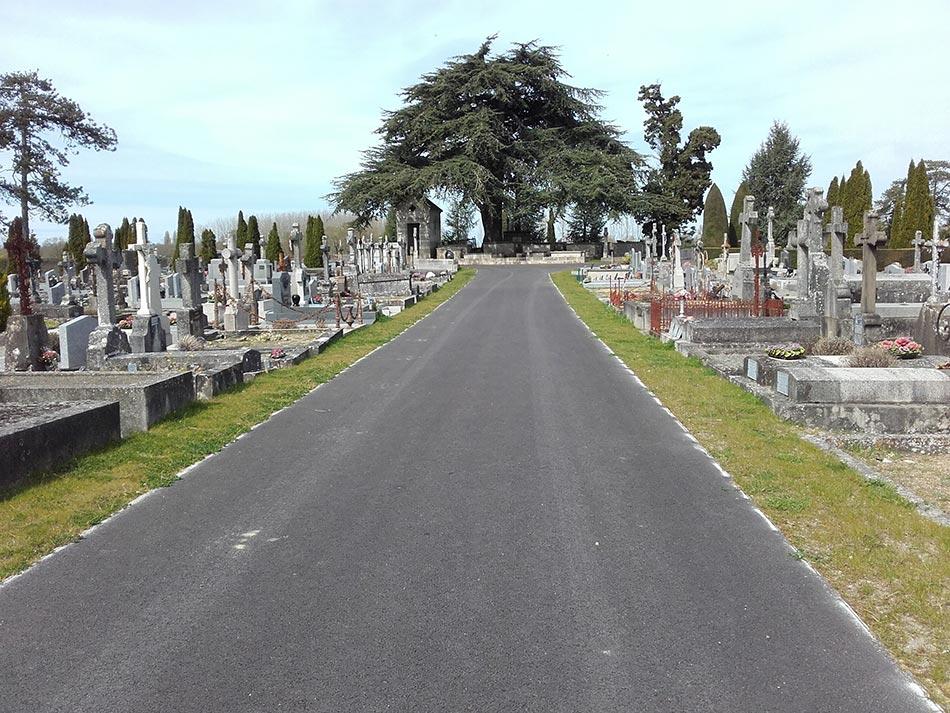 Sud Retz Atlantique cimetière - Gestion différenciée