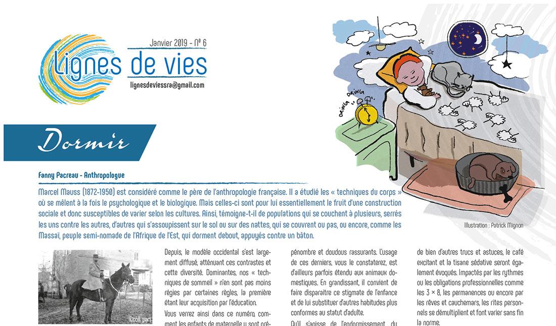 Sud Retz Atlantique vie habitants Lignes de vies janvier 2019