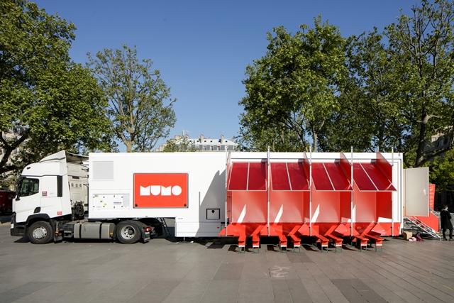 musée mobile à Legé