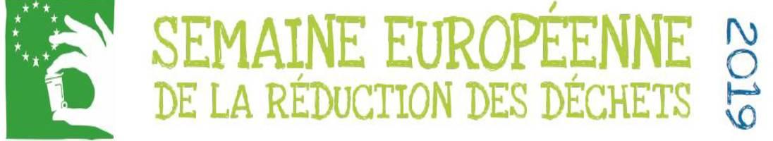 semaine européenne de réductions des déchets