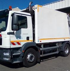 collecte dechets sud retz atlantique camion